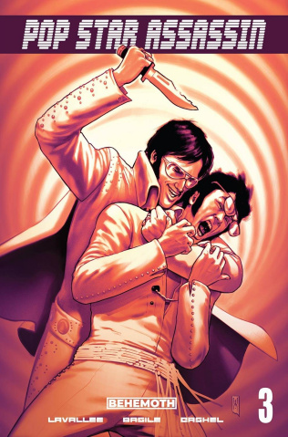 Pop Star Assassin #3 (Nichols Cover)