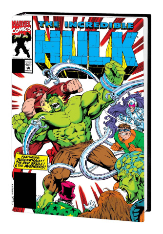 The Incredible Hulk by Peter David Vol. 3 (Omnibus Frank Hulk Cover)