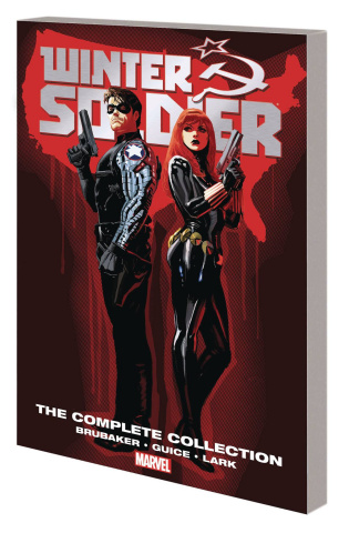 Winter Soldier by Ed Brubaker (Complete Collection)