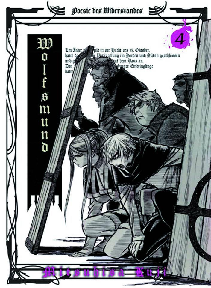 Wolfsmund Vol. 4