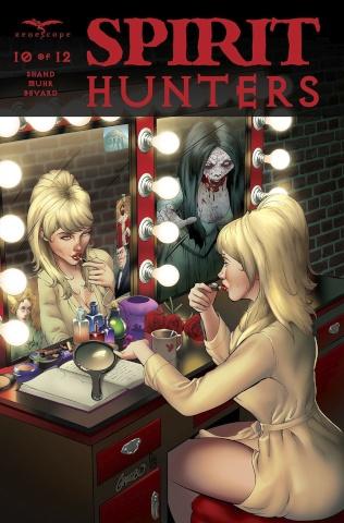 Spirit Hunters #10 (Watson Cover)