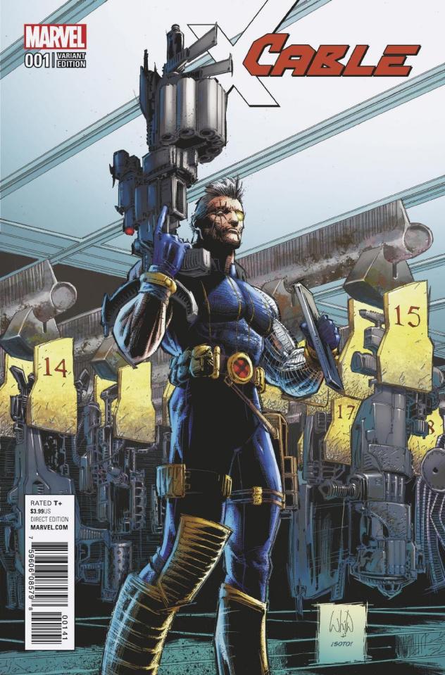 Cable #1 (Portacio Cover)