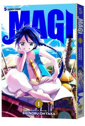 Magi Vol. 1