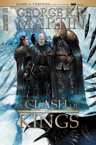 A Clash of Kings #5 (Miller Cover)