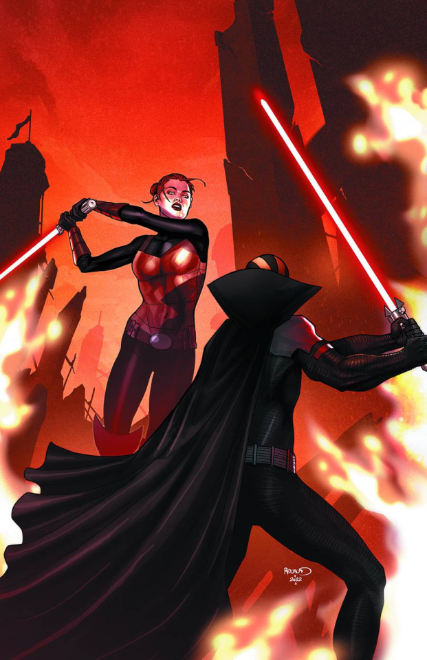 Star Wars: The Lost Tribe of the Sith - Spiral #5