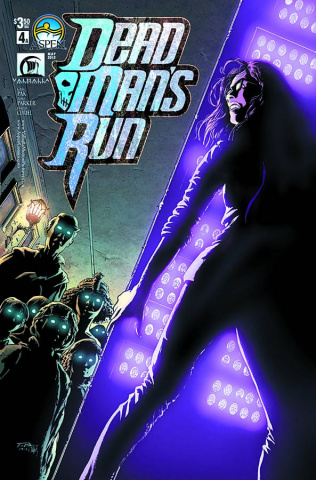 Dead Man's Run #4 (Parker Cover)