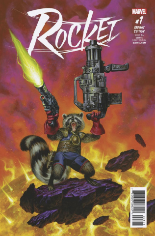 Rocket #1 (Jusko Cover)