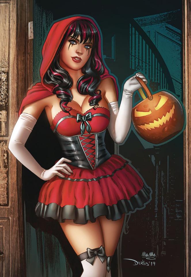Grimm Tales of Terror 2019 Halloween Edition (Santacruz Cover)