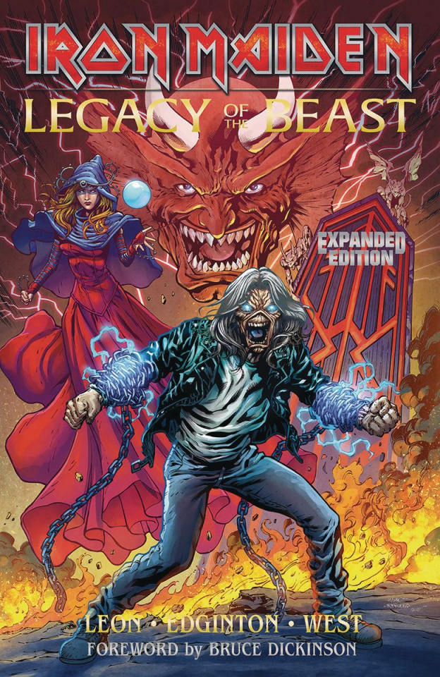 Iron Maiden: Legacy of the Beast Vol. 1 (Expanded Edition)