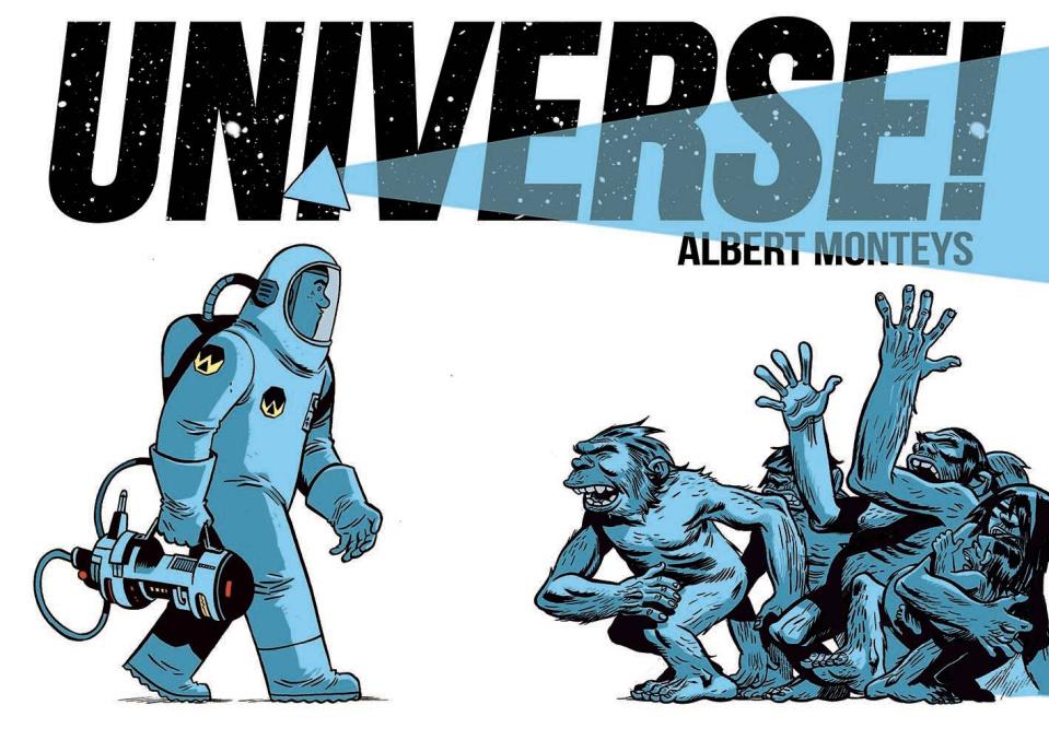 Universe Vol. 1