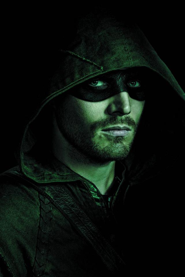 Arrow, Season 2.5 #8