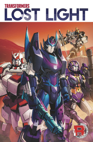 The Transformers: Lost Light Vol. 1