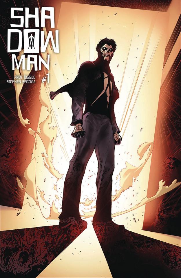 Shadowman #1 (50 Copy Icon Foreman Cover)