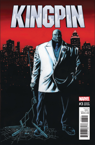 Kingpin #3 (Perkins Cover)