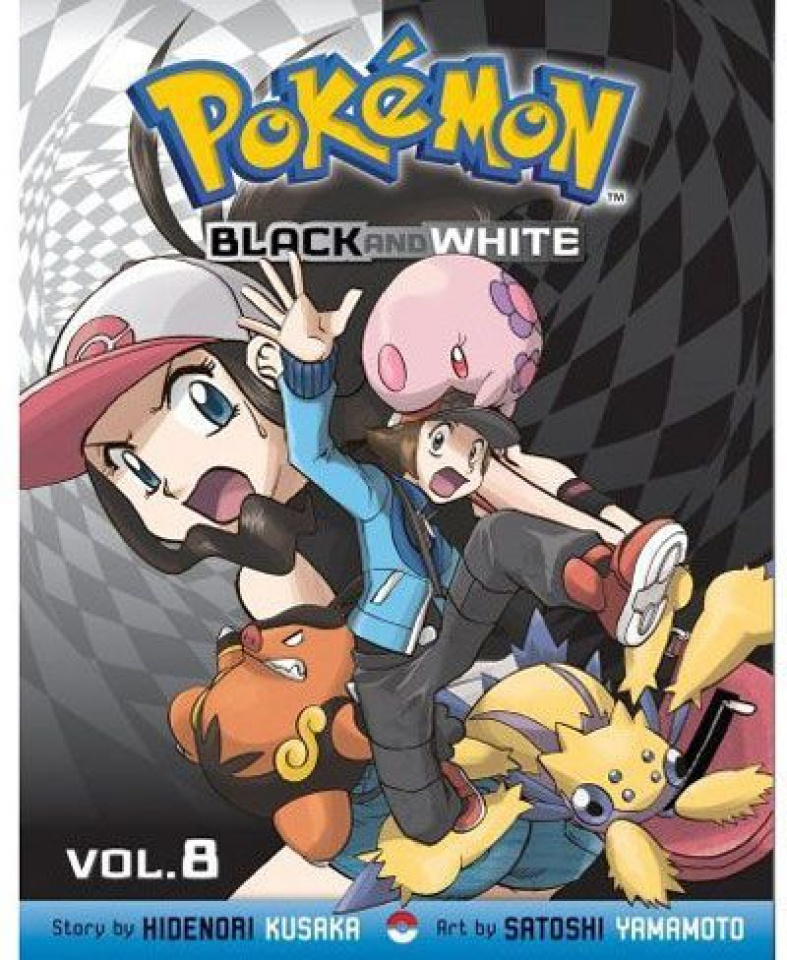 Pokemon: Black & White Vol. 8