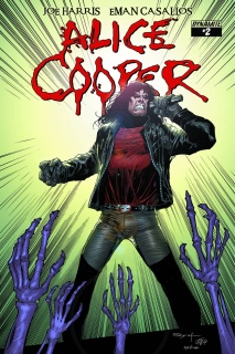Alice Cooper #2 (10 Copy Syaf Cover)