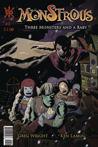 Monstrous #3
