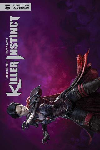 Killer Instinct #1 (Udon Cover)