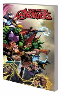 The New Avengers: A.I.M. Vol. 1: Everything Is New