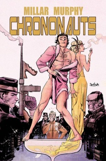 Chrononauts #3 (Murphy Cover)