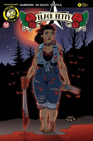 Black Betty #7 (Grace Tattered & Torn Cover)
