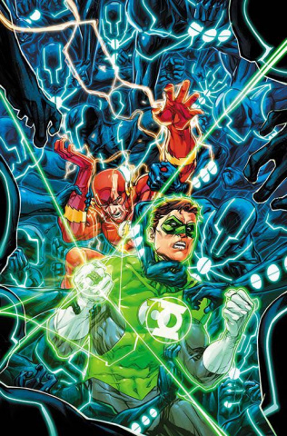 The Flash #23 (Variant Cover)