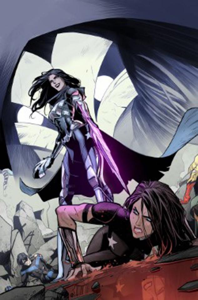 Titans #18 (Variant Cover)