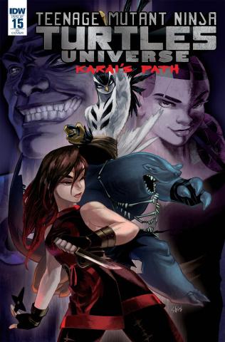 Teenage Mutant Ninja Turtles Universe #15 (10 Copy Cover)