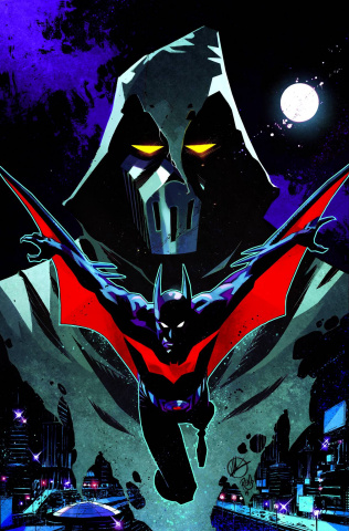 Batman Beyond Universe #13
