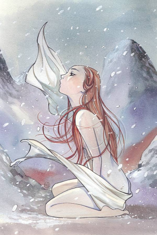The Cimmerian: The Frost Giant's Daughter #1 (10 Copy Momoko Virgin Cover)