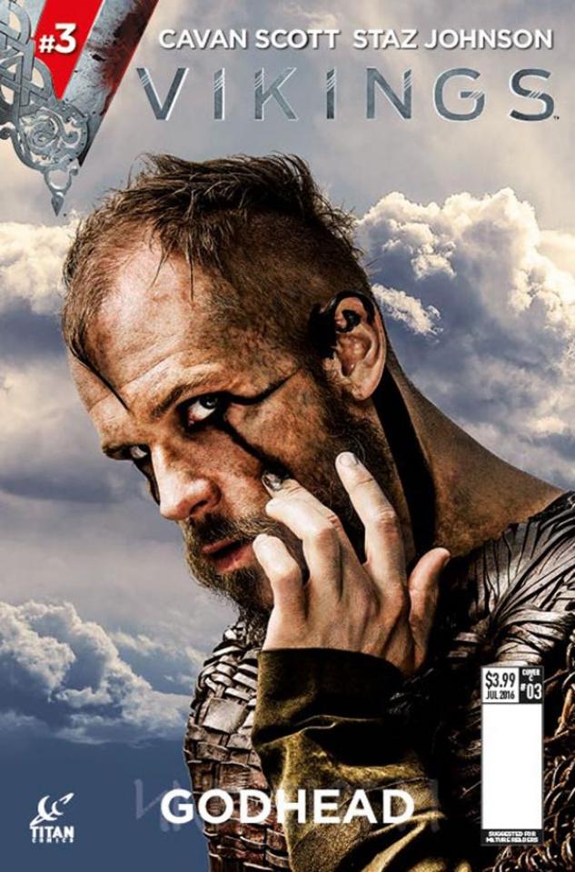 Vikings #3 (Photo Cover)