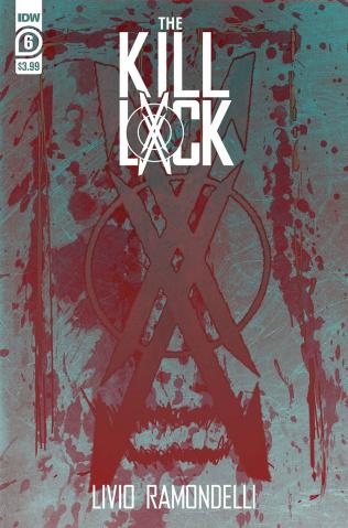 The Kill Lock #6 (Ramondelli Cover)