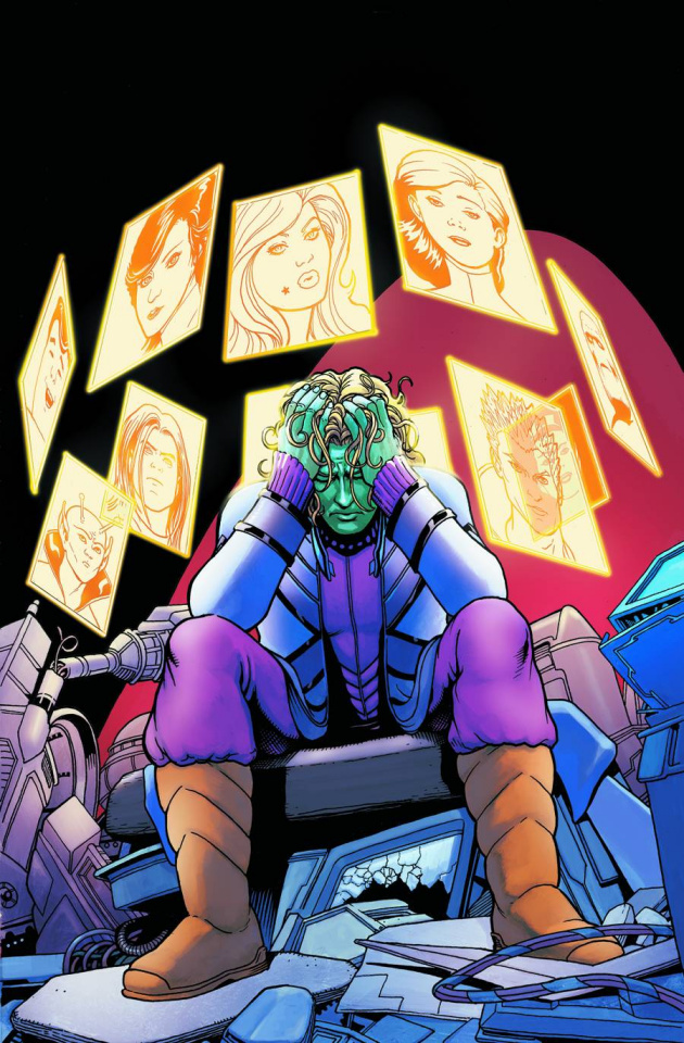 The Legion of Super Heroes #23
