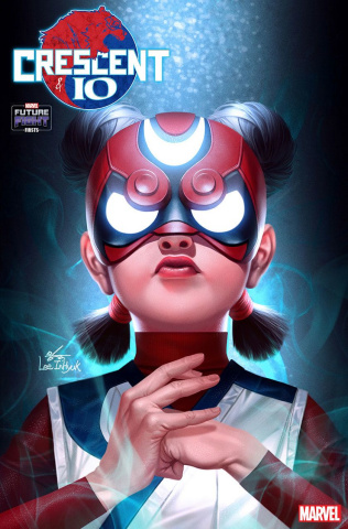 Future Fight Firsts: Crescent & Io #1