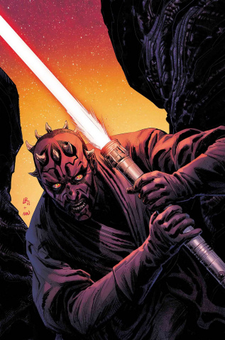 Star Wars: Age of Republic - Darth Maul #1 (Luke Ross Cover)