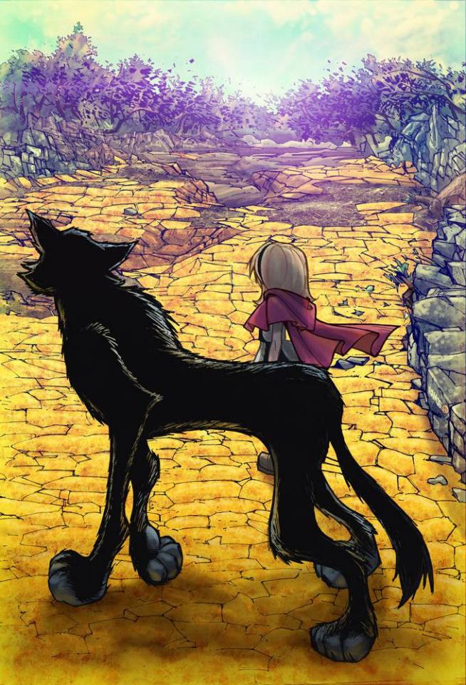 Fairy Quest: Outcasts #2 (20 Copy Ramos Cover)