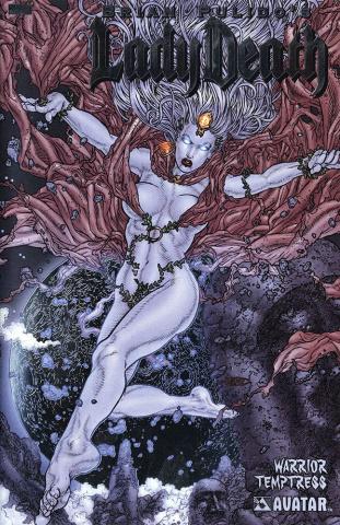 Lady Death: Warrior Temptress (Platinum Foil Cover)