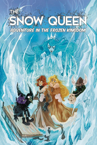 The Snow Queen: Adventures in the Frozen Kingdom