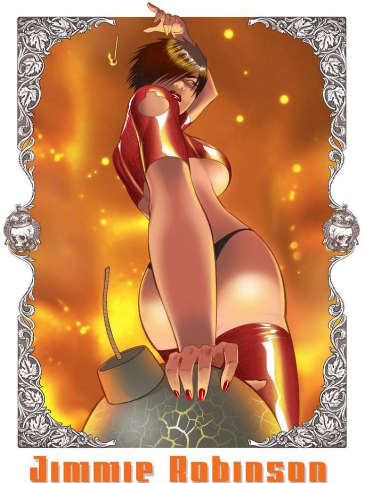 Bomb Queen Vol. 4