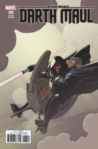 Star Wars: Darth Maul #5 (Lopez Cover)