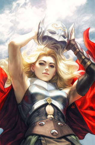 The Mighty Thor #705 (Artgerm Virgin Cover)