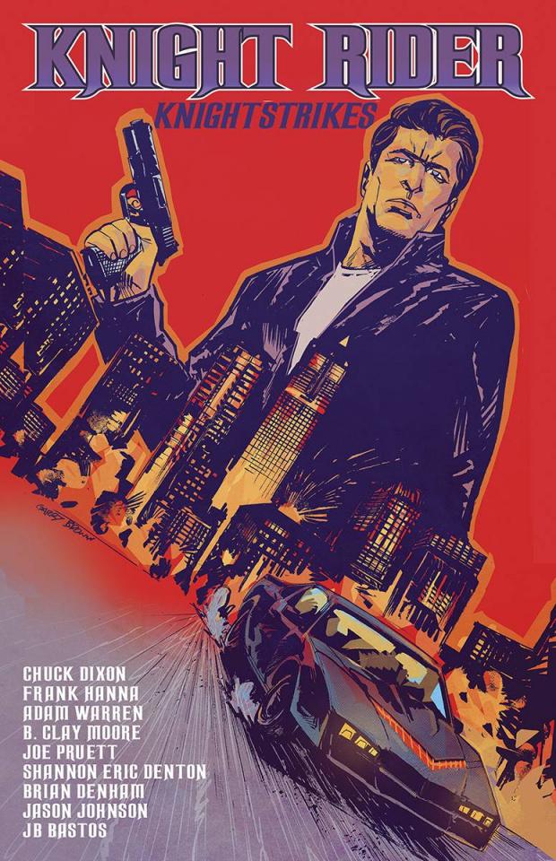 Knight Rider Vol. 2: Knight Strikes