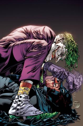 Detective Comics #1023: Joker War