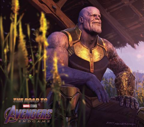 The Road to Avengers: Endgame (Slipcase)