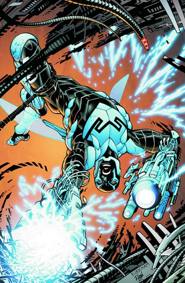 Blue Beetle Vol. 1: Metamorphosis