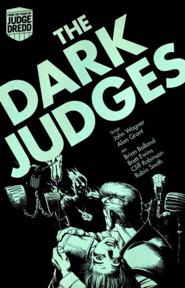 Judge Dredd Digest: Dark Judges