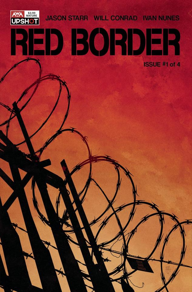 Red Border #1