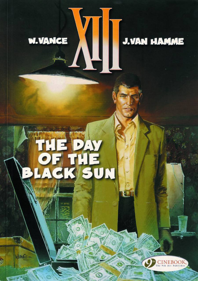 XIII Vol. 1: Day of the Black Sun