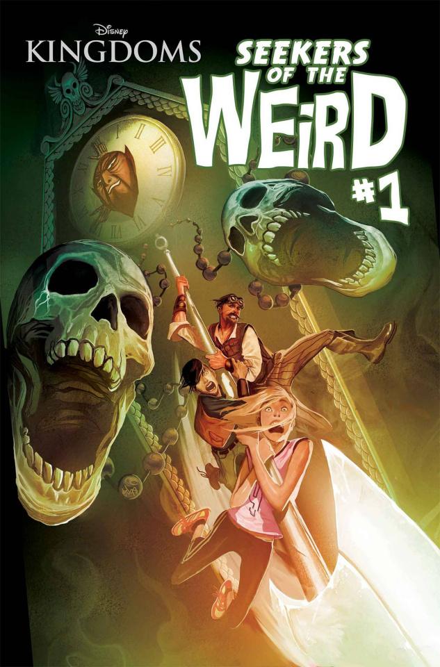 Disney Kingdoms: Seekers of the Weird #1