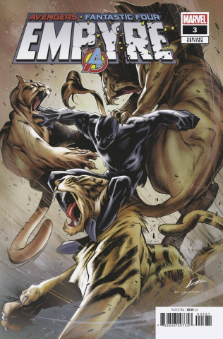 Empyre #3 (Lozano Avenger Cover)